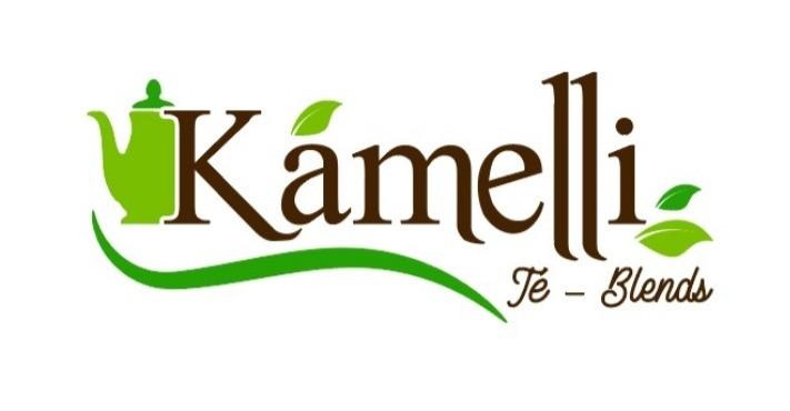 Logo Kamelli Té Gourmet