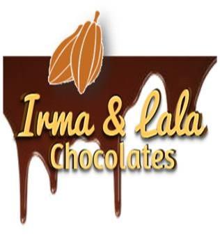 Logo Irma & Lala Chocolates